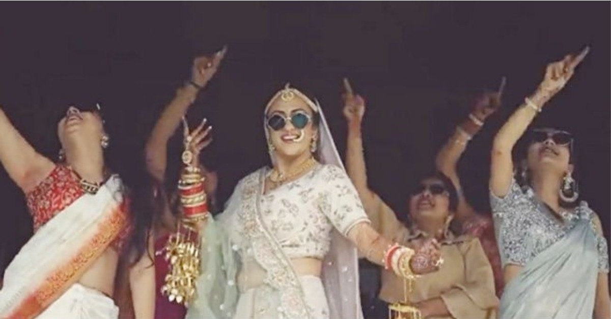 This Badass Bride Is Now Insta-Famous Thanks To Her 'Single Rehene De' Dance Video!
