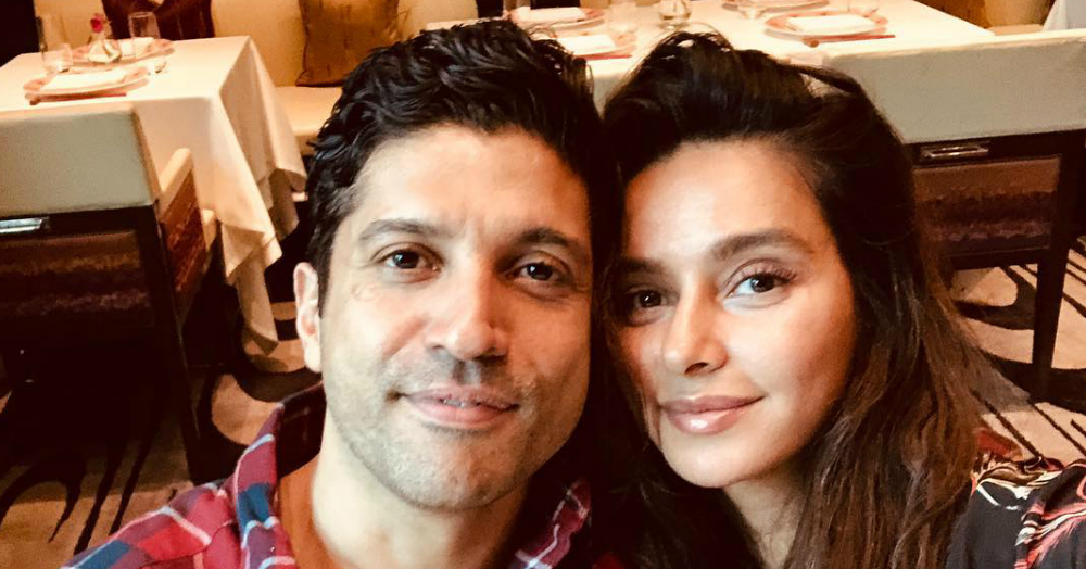 Shibani Dandekar Posted A Selfie With Farhan Akhtar & We Say, Keep It Coming!
