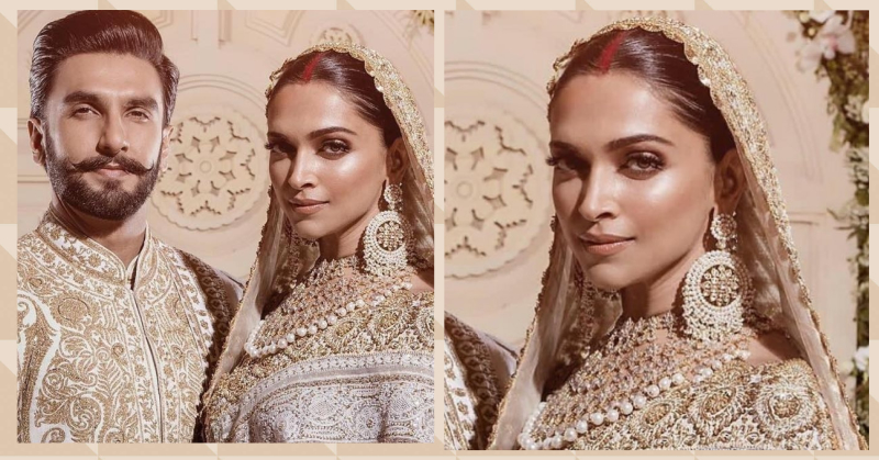 Royal Blood: Deepika Padukone's Look Tonight Is Straight Out Of An Indian Fairytale
