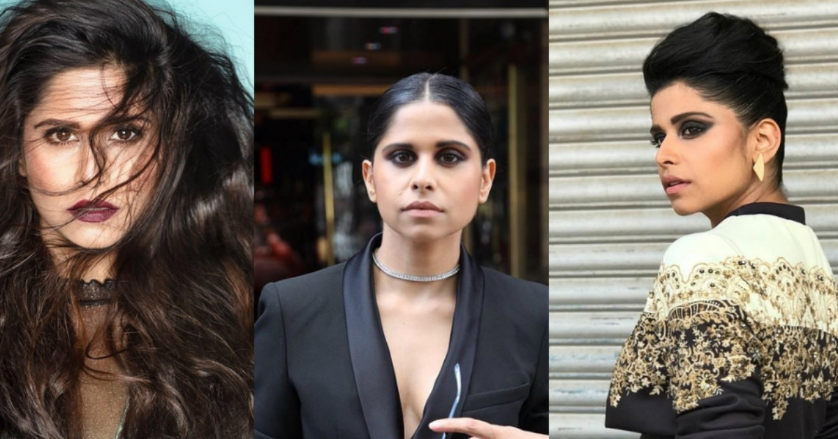 Marathi Actress,  Sai Tamhankar, Is Giving us Major Inspo With Her Glam Makeup Looks!