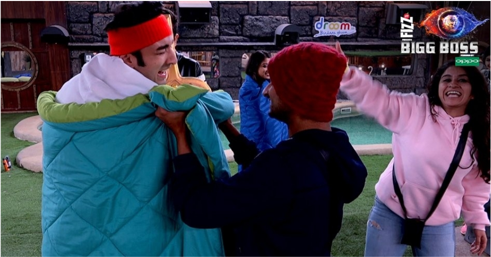Bigg Boss Season 12 Episode 73: Rohit Pees In A Sipper During The Captaincy Task