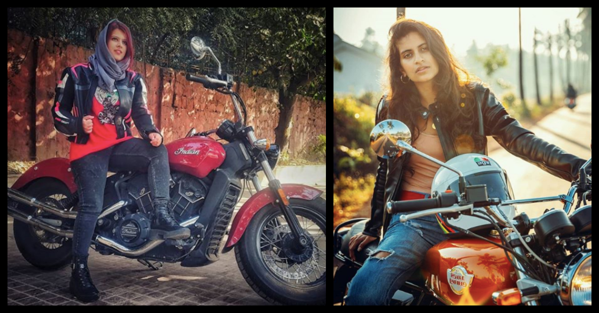 7 Badass Biker Girls Who Prove That Unconventional Is The New Sexy