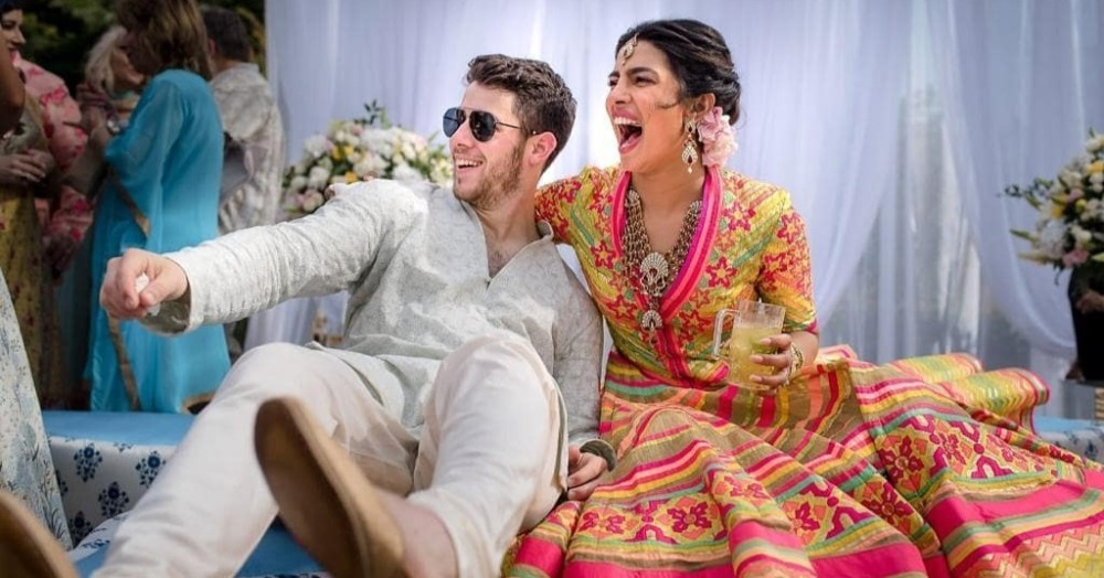 Priyanka-Nick's Mehendi Pics Are Here & They're As Rangeen As Their Relationship!