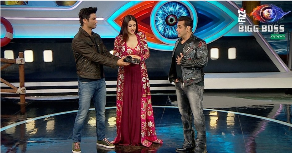 Bigg Boss Season 12 Weekend Ka Vaar Episodes 75 &76: Sushant & Sara Ali Khan In The House!
