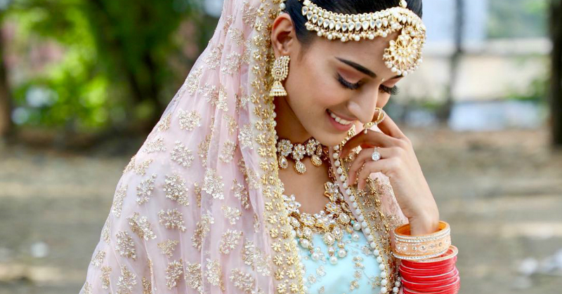 Prerna's Bridal Look In Kasautii 2 Has Us Ditching Reds & Reaching For *Blues*