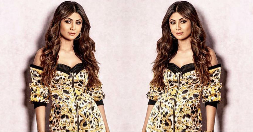 Shilpa Shetty Took A BIG Fashion Risk And We're Shook With The Results!