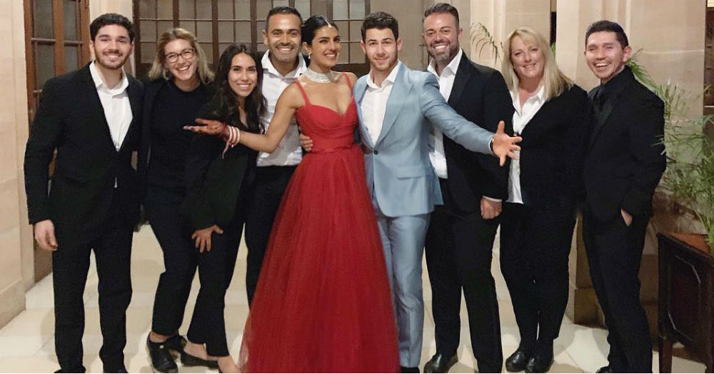 Priyanka Chopra Jonas Danced In A Dior Dress At Her Jodhpur Reception!
