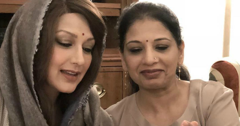 She Has Been My Rock: Sonali Bendre's Post For Her Sister Is Pure, Unadulterated Love