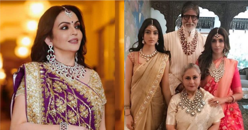 The Bachchans Vs The Ambanis: Whose Necklace Is Bigger?!
