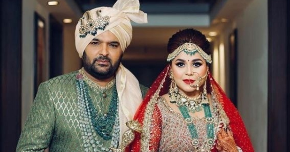 King Of Comedy, Kapil Sharma Married Ginni Chatrath & We're Sending Our Love To The Couple!