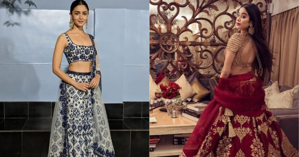All The Designers That B-Town's Finest Chose To Wear To The Ambani Wedding!