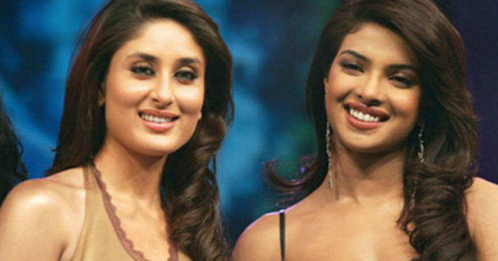 #TBT: Here's The Reason Why Priyanka Chopra & Kareena Kapoor Couldn't Stand Each Other!