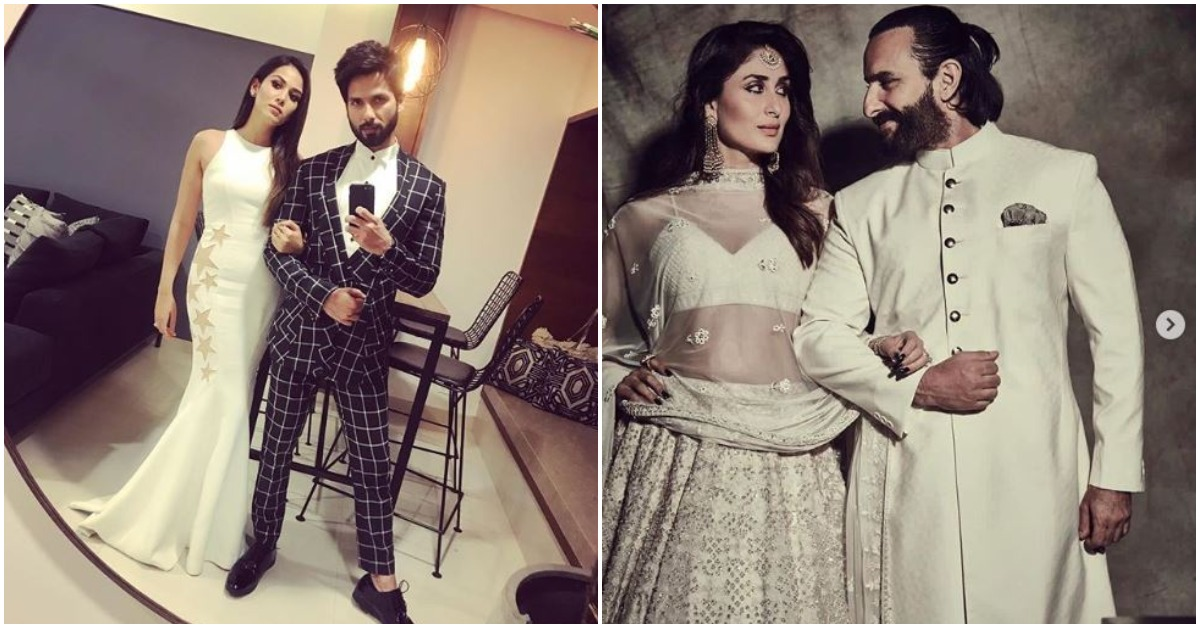 #CoupleGoals: The Bollywood Couples Who Nailed Their OOTD Game In 2018