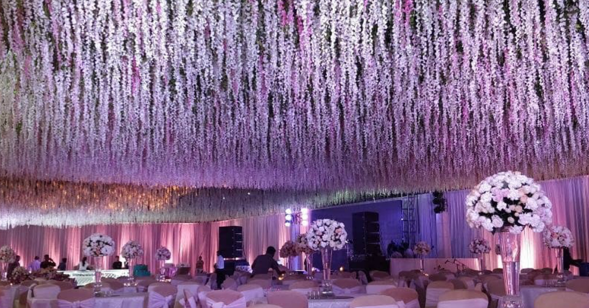 2018 Wedding Decor Trends That We Hope Will Continue In 2019!