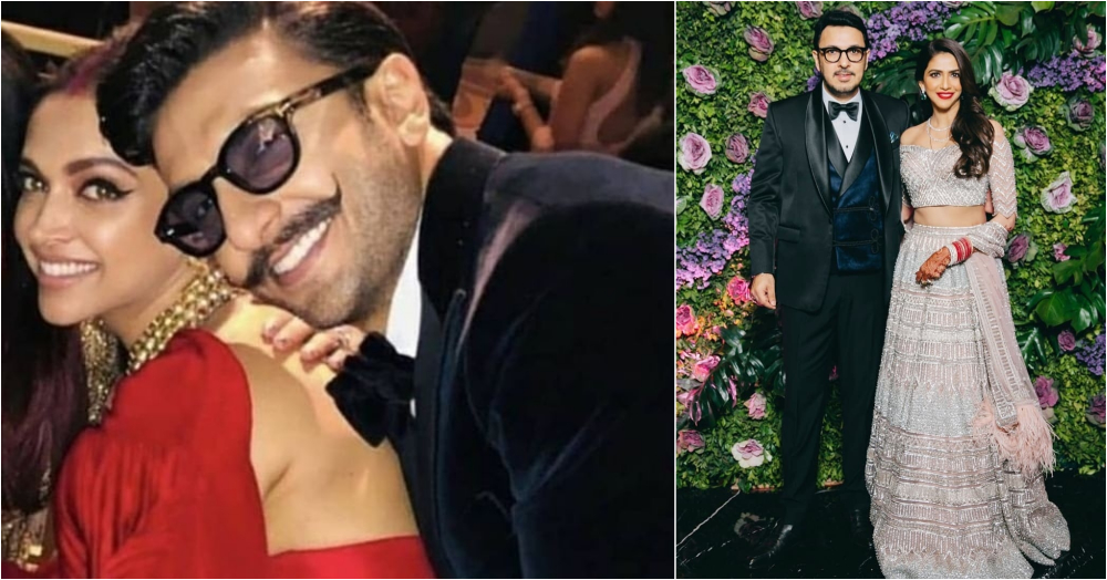 Deepika & Ranveer Lit Up The Dance Floor As They Grooved To 'Gallan Goodiyan' At A Wedding!