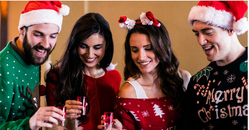 6 Things That Happen At *Every* Secret Santa Party
