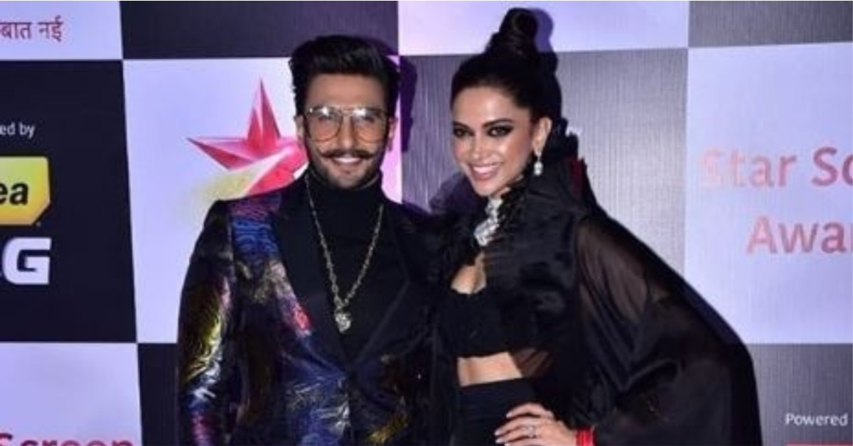 'Wifey' Deepika Broke Down When Hubby Ranveer Won The Best Actor Award & Here's Why!