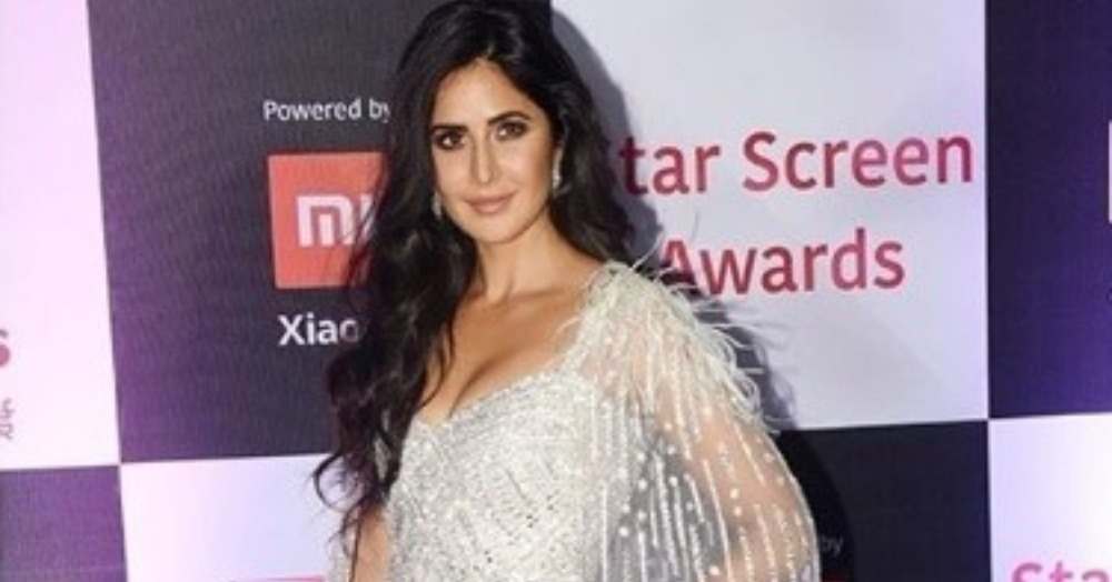 We Want To Borrow Katrina Kaif's Outfit On The Red Carpet For NYE 2018!