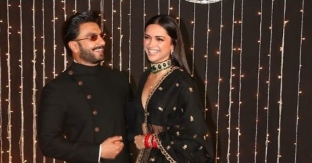 Twin For The Win: Deepika Padukone & Ranveer Singh *Stole The Show* At Nickyanka's Reception!