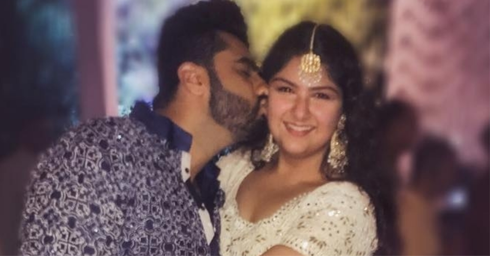 #BestBrother Alert: Arjun Kapoor Decks Up The House For Sister Anshula Kapoor's Birthday