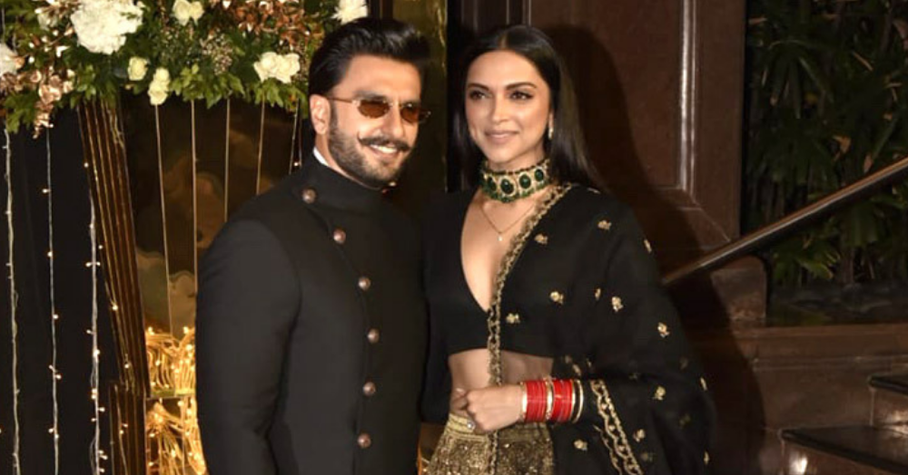 Ranveer Singh Just Shared His New Year's Resolution And It Involves A Whole Lot Of Deepika!
