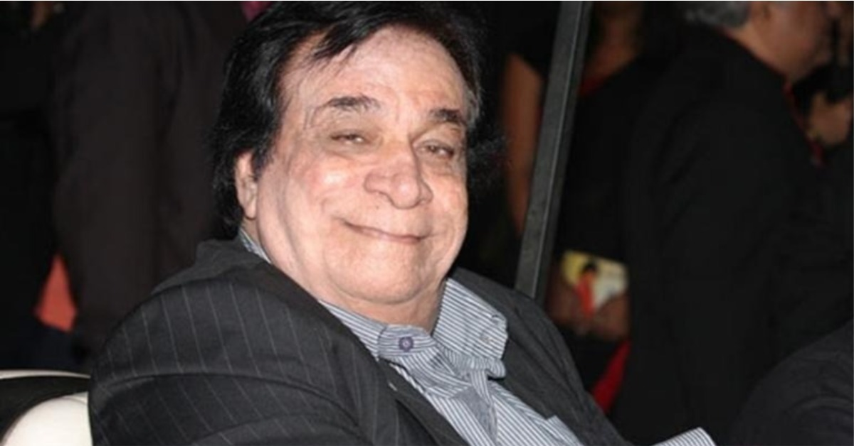 7 Comedy Movies Of Kader Khan You Should Definitely Watch This Weekend