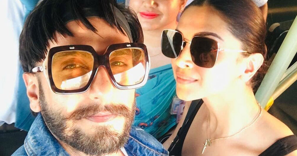 Honeymooners Deepika And Ranveer Come Home Looking Totally In Love (And Oh-So-Stylish)!