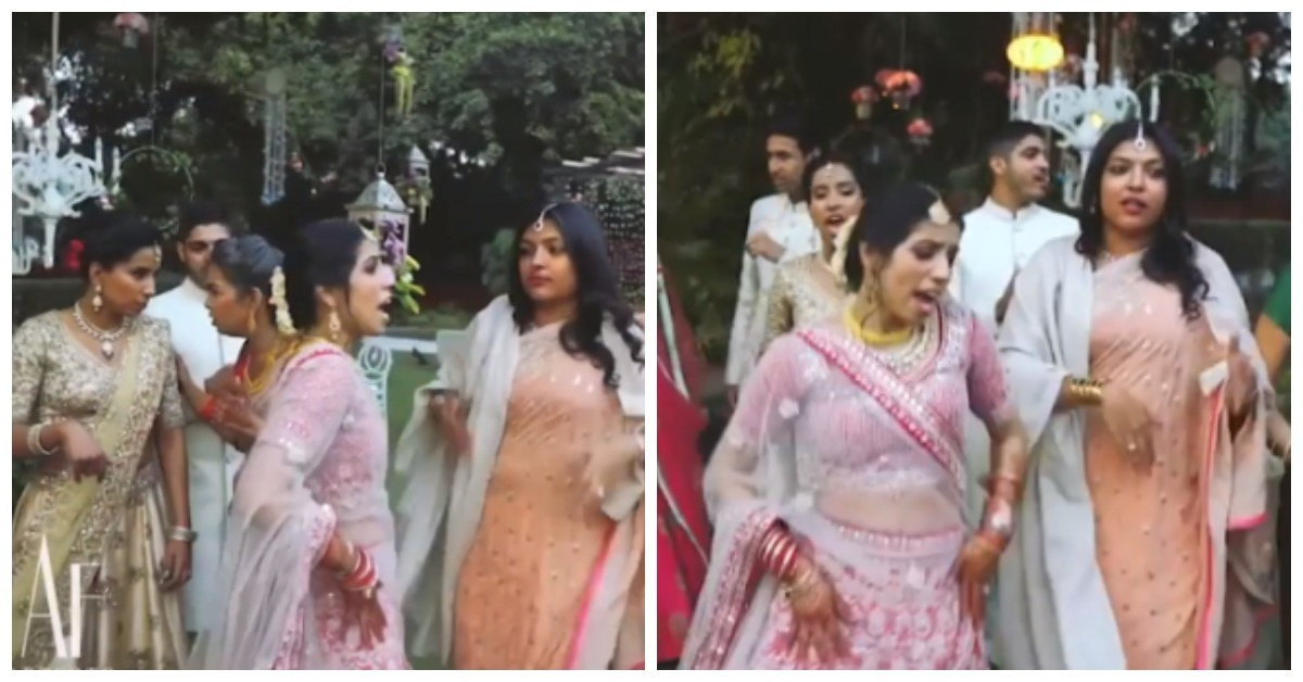 Shaadi Flashmobs Are All The Rage This Season & This One Will Make You Scream 'Macarena'!