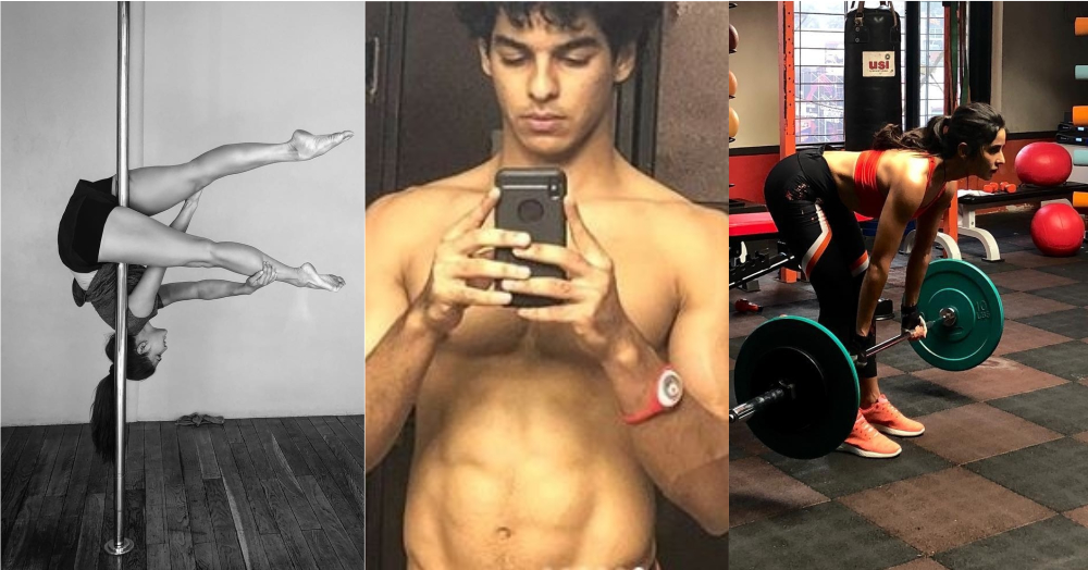 15 Hottest Celebrity Workout Pics That'll Inspire You To Make Good On Your Fitness Resolution