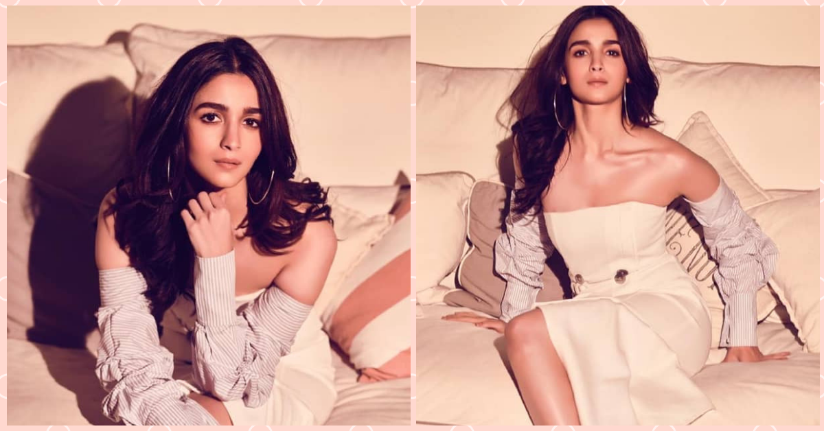 #BillionDollarBrows: Alia Bhatt's Latest Look Will Bring All The Gully Boys To The Yard!