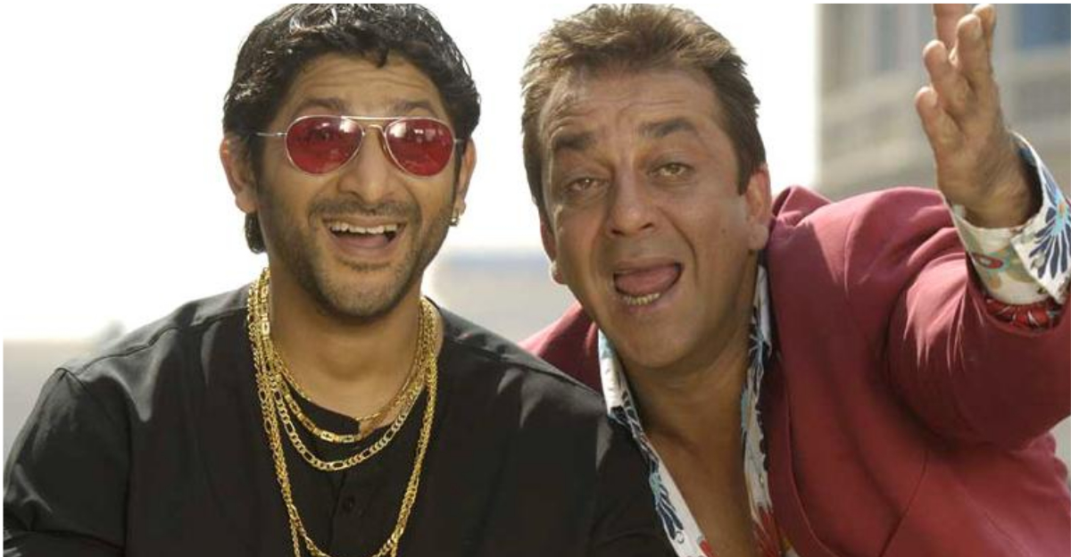 Munna Bhai & Circuit Are Coming Back To Give Us A *Jadoo Ki Jhappi* One Last Time