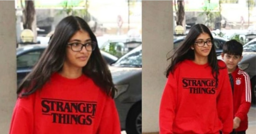 Kapoor Kiddies Samaira Kapoor & Kiaan Raj Kapoor Can't Stop, Won't Stop Wearing *This* Colour!
