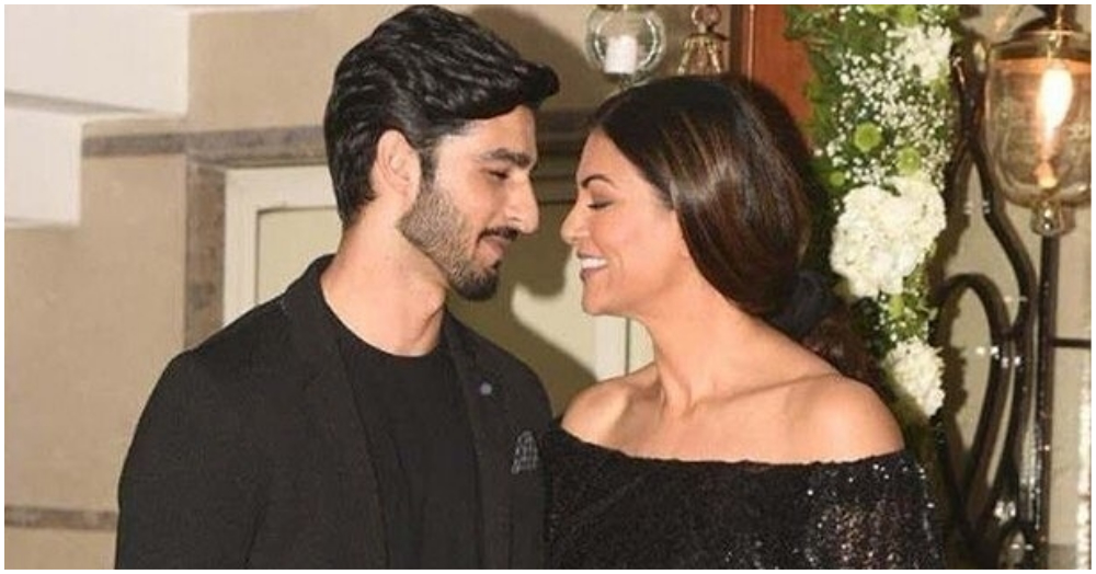 Watch: Sushmita Teaches Rohman Shawl How To Say 'I Love You' In Bengali