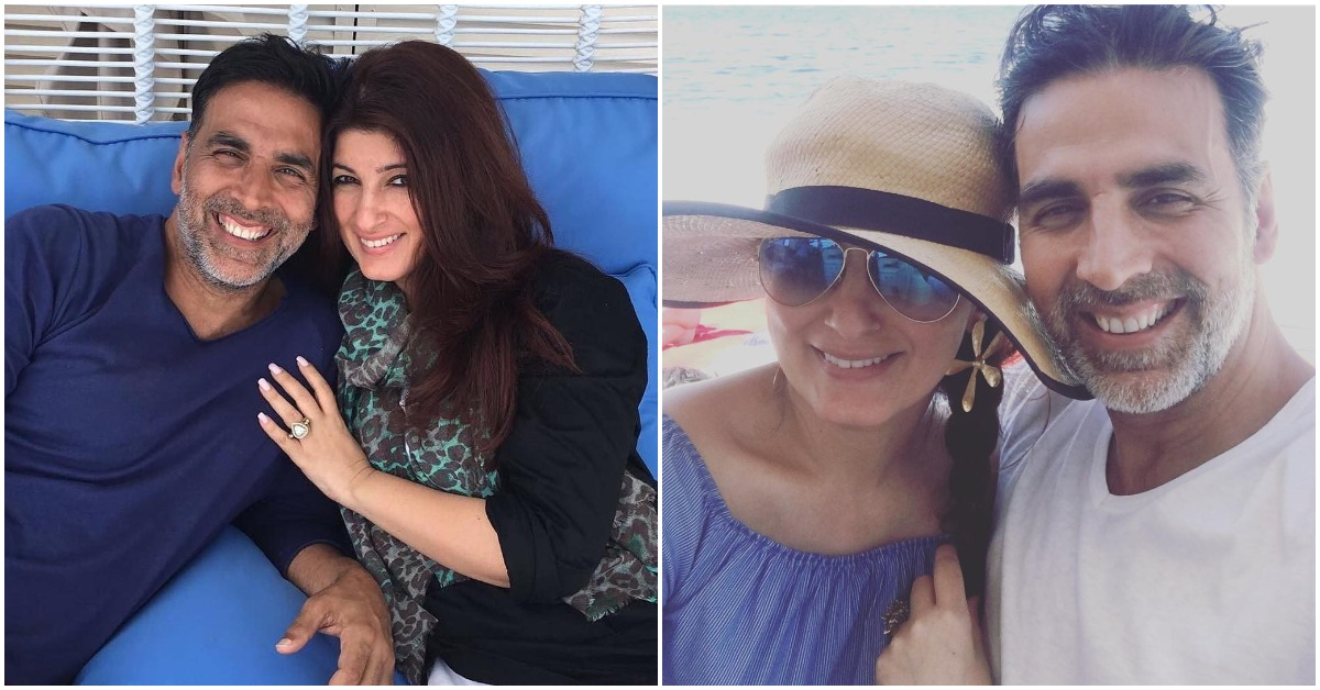 Twinkle Khanna Reveals Everything Her Husband Didn't Gift Her On Their 18th Anniversary!
