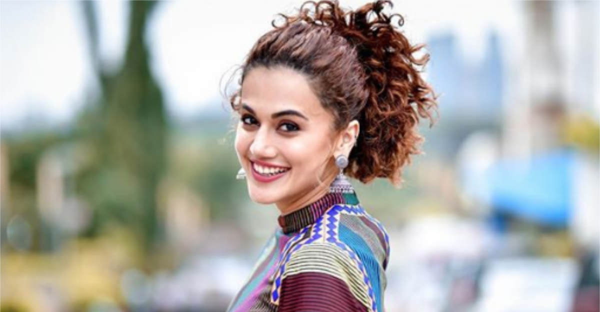 Taapsee Dropped From Pati, Patni Aur Woh: Director Was Told To 'Take Someone Else'