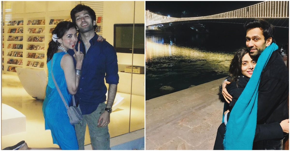 Jankee Mehta Had The Sweetest Birthday Wish For Hubby Nakuul Mehta!