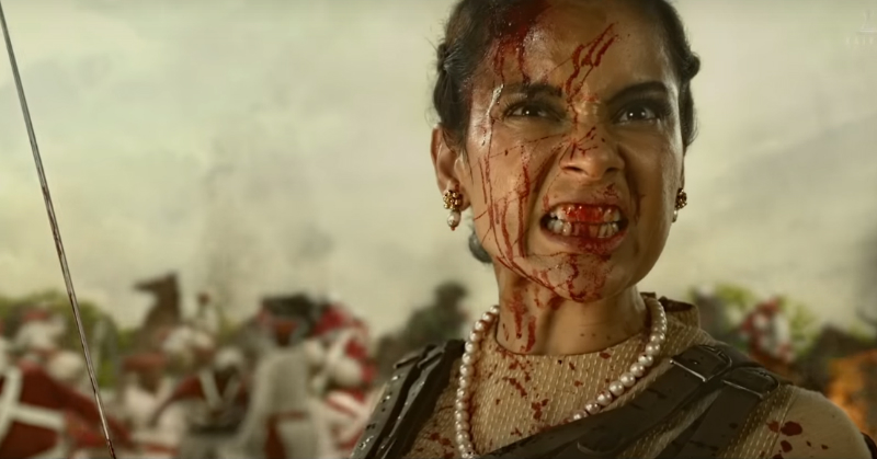 I Will Destroy Each One Of Them: Kangana Reacts To Karni Sena's Threat Against Manikarnika