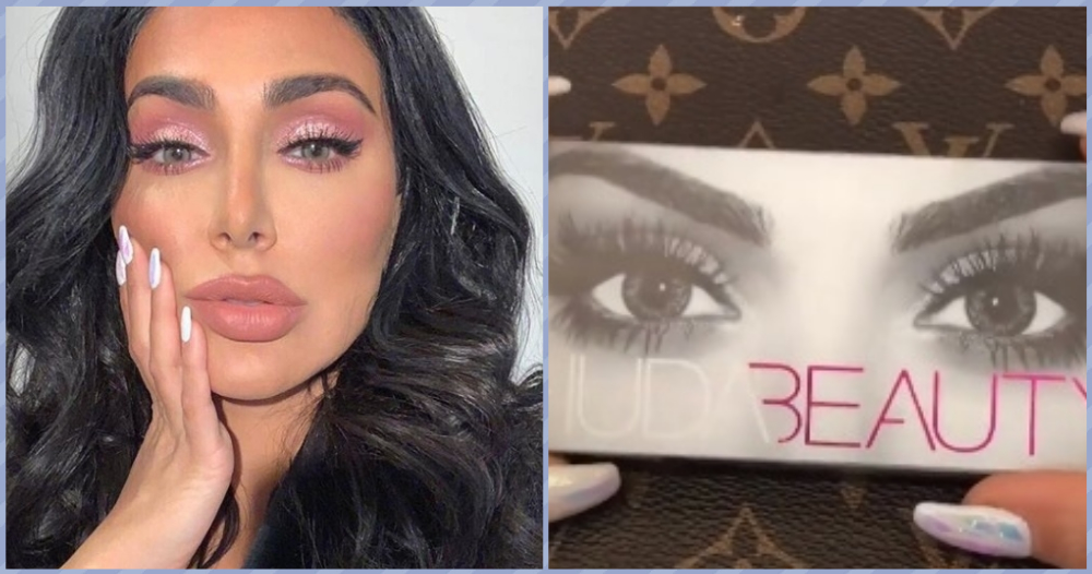 Huda Beauty's First Ever Collaboration Is With *This* Bollywood Babe & TBH We're Quite Surprised!