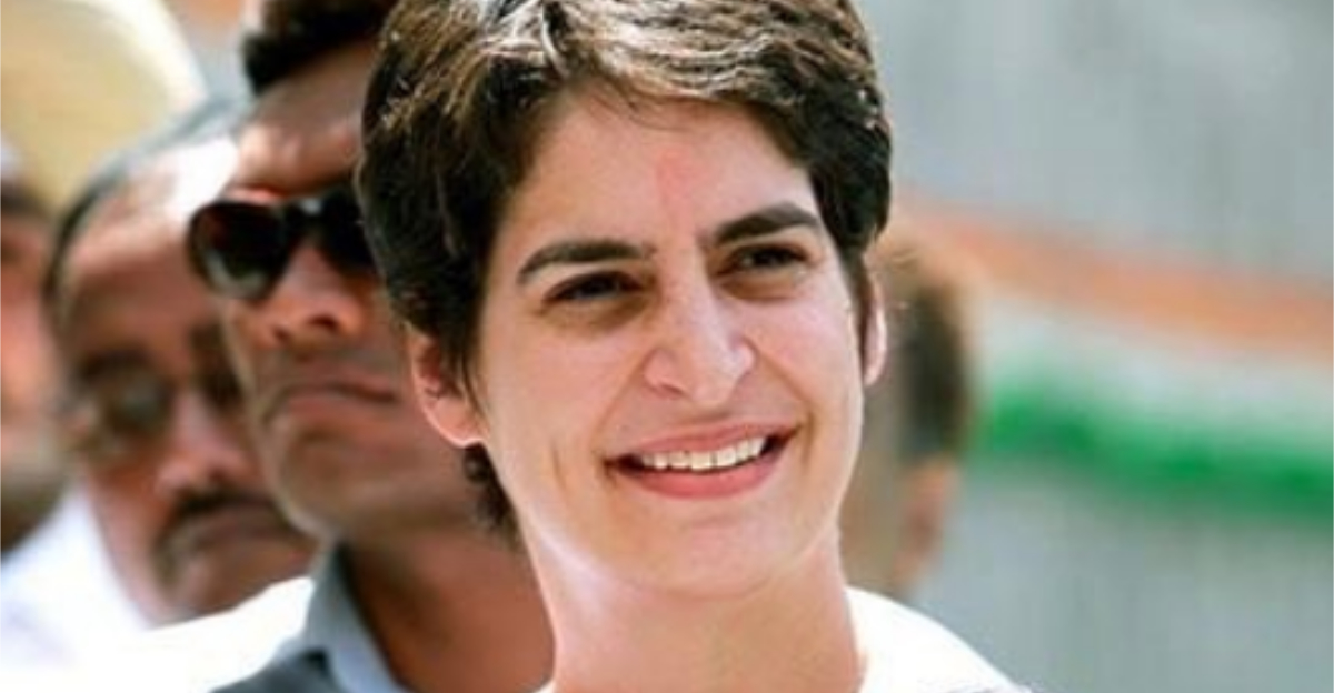 10 Interesting Facts About Priyanka Gandhi We Bet You Didn't Know!
