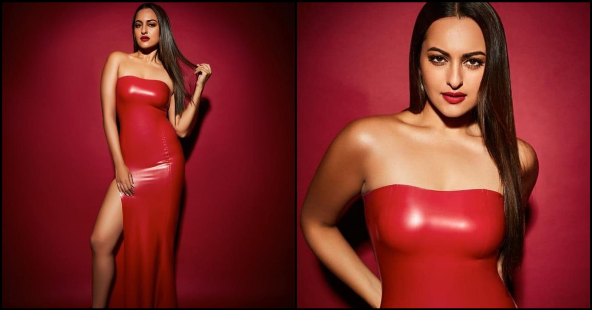 Sonakshi Sinha Is Feeling Some 'Latex Love' & We're Trying Not To Read Between The Lines