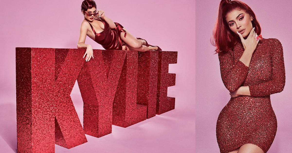 Sneak Peek: Kylie's New Valentine's Day Collection Will Make You Scream 'Shut Up And Take My Money!'