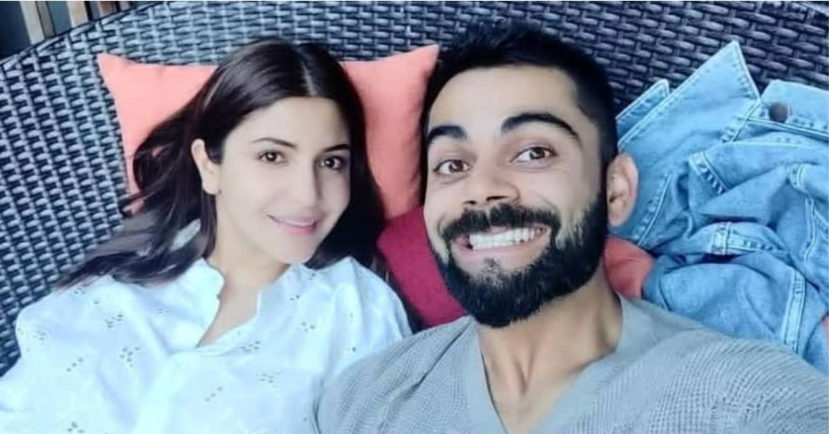 Anushka Sharma Can't Handle Hubby Virat Kohli's 'Beauty' & We're Loving The Insta PDA!