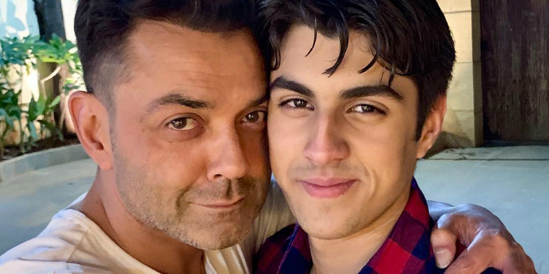 Bobby Deol's Son Aryaman Just Broke The Internet With His Oh-So-Cute Looks!