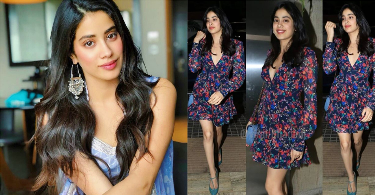Short Hair Don't Care! Janhvi Kapoor Spotted In An Adorable New Haircut