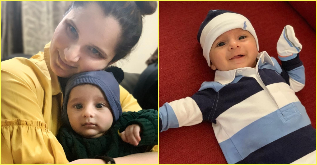 Cuteness Overload: Sania Mirza Cuddling With Her Son Izhaan Will Melt Your Heart!