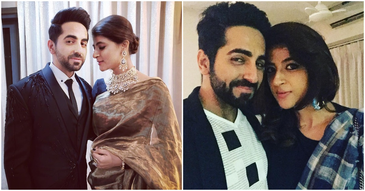 Ayushmann Khurrana Calls Wife Tahira A *Trailblazer* With This Bold And Beautiful Picture