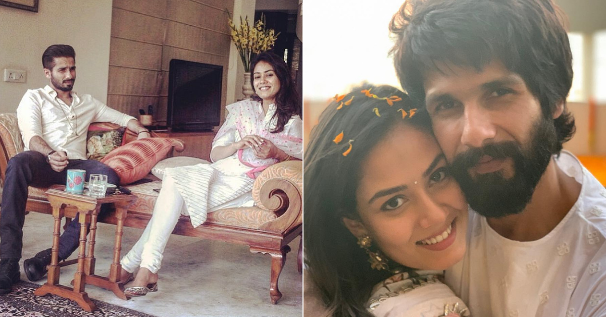 Mira Rajput Reveals What She Felt Like When She Met Shahid For The First Time... At 16!