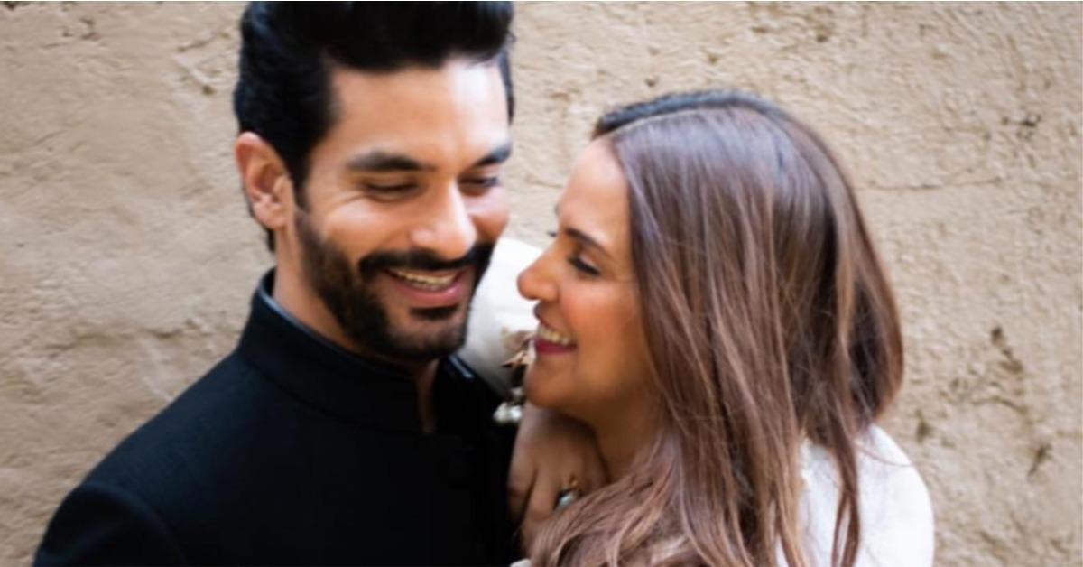 It's Angad Bedi's Birthday But Wifey Neha Dhupia Is Stealing The Show & Here's How!