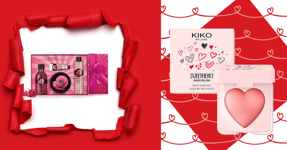 From Me To Me: Pamper Yourself With These Valentine's Day Goodies ASAP!