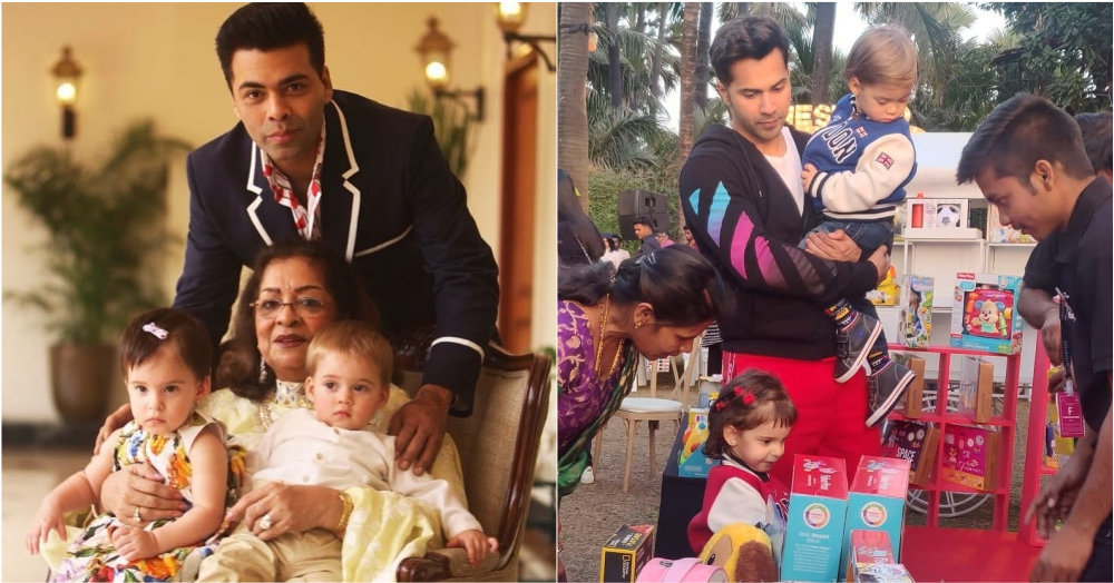 Karan Johar's Twins Yash & Roohi Just Had Their Birthday Bash & I Want To Be A Child Again!